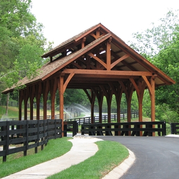 Covered Bridge at Hardin Valley