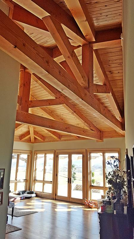 High Country Timberframe | About | Timber Frame Home Design