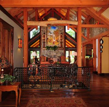 High Country Timberframe Timber Truss Profiles
